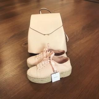 خرید | کفش | زنانه,فروش | کفش | شیک,خرید | کفش | صورتی کمرنگ | Bershka ,آگهی | کفش | 38,خرید اینترنتی | کفش | جدید | با قیمت مناسب