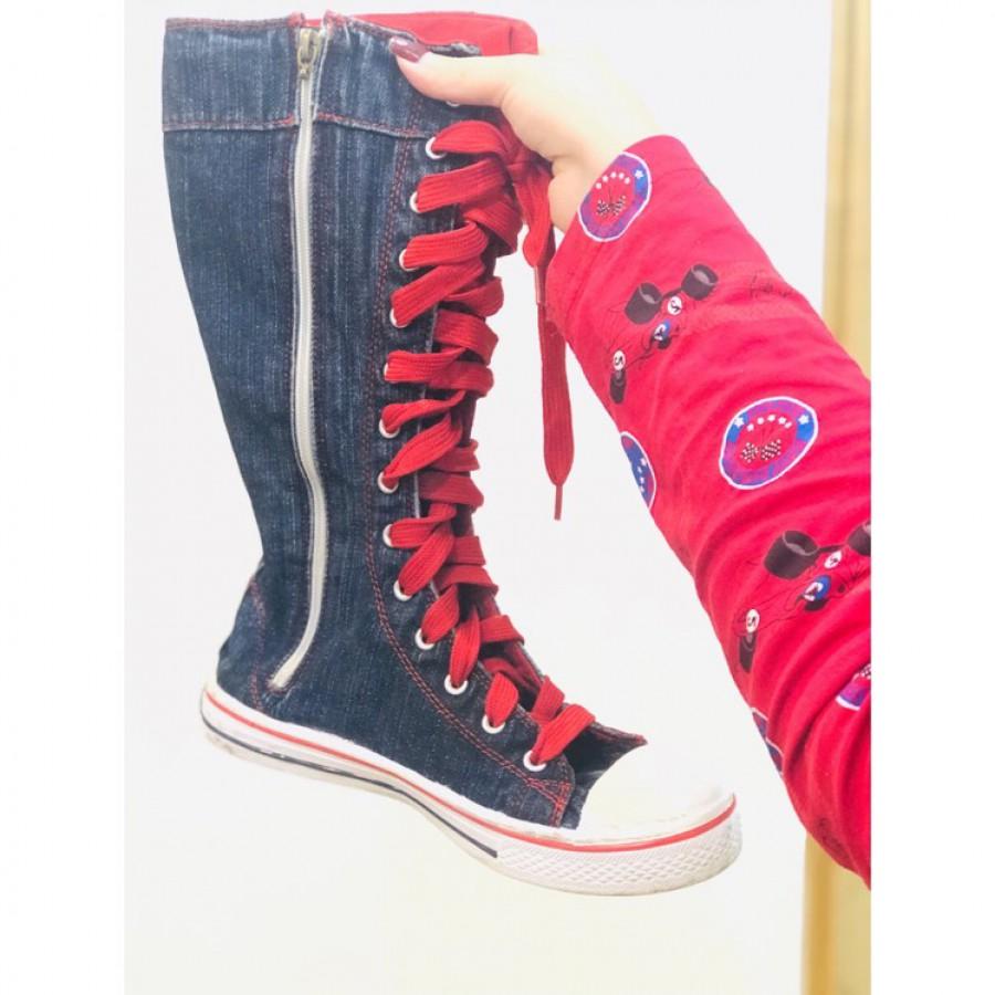 خرید   کفش   زنانه,فروش   کفش   شیک,خرید   کفش   جین قرمز   چین,آگهی   کفش   38-39,خرید اینترنتی   کفش   درحدنو   با قیمت مناسب