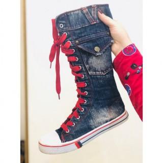 خرید | کفش | زنانه,فروش | کفش | شیک,خرید | کفش | جین قرمز | چین,آگهی | کفش | 38-39,خرید اینترنتی | کفش | درحدنو | با قیمت مناسب