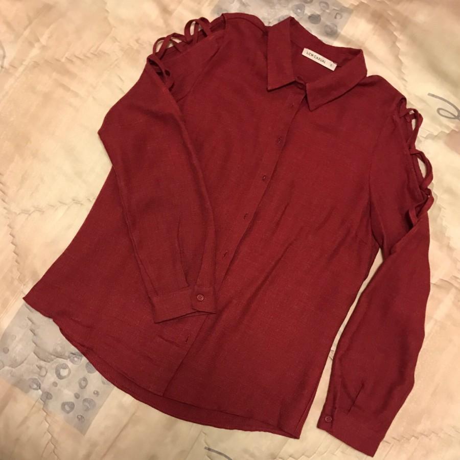 خرید | تاپ / شومیز / پیراهن | زنانه,فروش | تاپ / شومیز / پیراهن | شیک,خرید | تاپ / شومیز / پیراهن | زرشکی قرمز | ال سی وایکیکی,آگهی | تاپ / شومیز / پیراهن | 36-38,خرید اینترنتی | تاپ / شومیز / پیراهن | جدید | با قیمت مناسب
