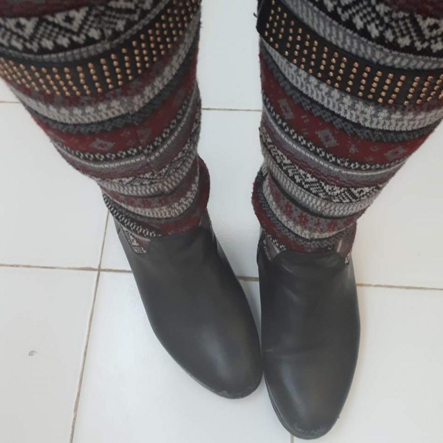 خرید | کفش | زنانه,فروش | کفش | شیک,خرید | کفش | مشکی و ترکیب بافت | ROCCO,آگهی | کفش | 38,خرید اینترنتی | کفش | درحدنو | با قیمت مناسب
