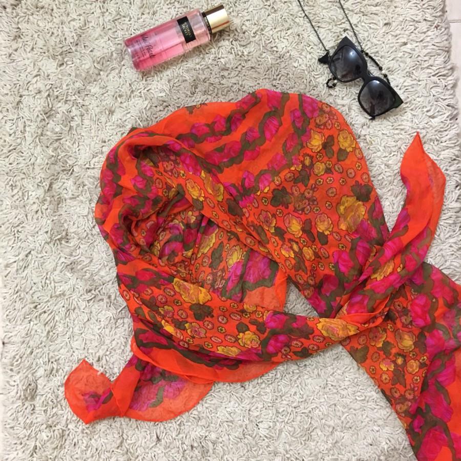 خرید | روسری / شال / چادر | زنانه,فروش | روسری / شال / چادر | شیک,خرید | روسری / شال / چادر | نارنجى گل گلى | فرانسوى,آگهی | روسری / شال / چادر | ١٣٠*١٣٠,خرید اینترنتی | روسری / شال / چادر | درحدنو | با قیمت مناسب