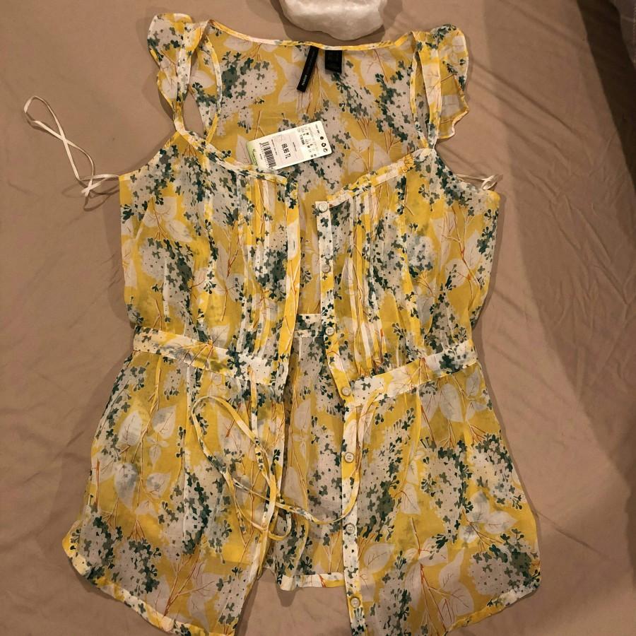 خرید | تاپ / شومیز / پیراهن | زنانه,فروش | تاپ / شومیز / پیراهن | شیک,خرید | تاپ / شومیز / پیراهن | زرد | Zara,آگهی | تاپ / شومیز / پیراهن | M,خرید اینترنتی | تاپ / شومیز / پیراهن | جدید | با قیمت مناسب