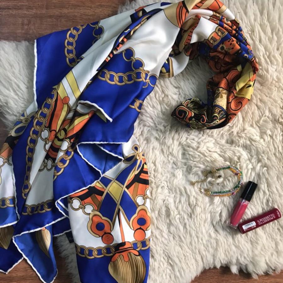 خرید   روسری / شال / چادر   زنانه,فروش   روسری / شال / چادر   شیک,خرید   روسری / شال / چادر   سفید نارنجی آبی   Rosabella,آگهی   روسری / شال / چادر   ١٢٠*١٢٠,خرید اینترنتی   روسری / شال / چادر   جدید   با قیمت مناسب