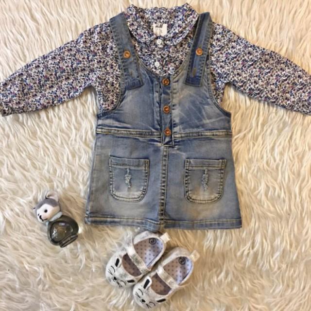 خرید | لباس کودک | زنانه,فروش | لباس کودک | شیک,خرید | لباس کودک | جین و گلگلی ابی و بنفش | H&M,آگهی | لباس کودک | 3تا6ماه,خرید اینترنتی | لباس کودک | جدید | با قیمت مناسب