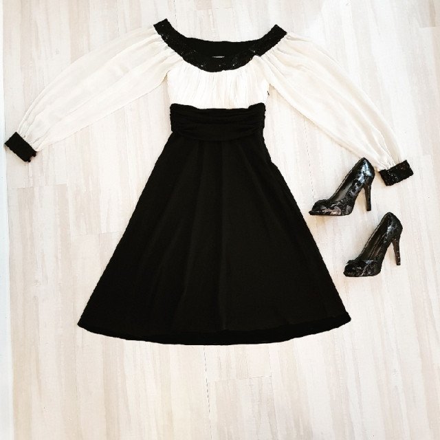 خرید | لباس مجلسی | زنانه,فروش | لباس مجلسی | شیک,خرید | لباس مجلسی | سفید و مشکی | ODRICA,آگهی | لباس مجلسی | 38,خرید اینترنتی | لباس مجلسی | درحدنو | با قیمت مناسب