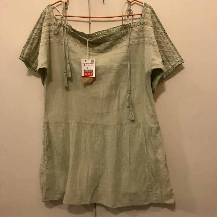 خرید | تاپ / شومیز / پیراهن | زنانه,فروش | تاپ / شومیز / پیراهن | شیک,خرید | تاپ / شومیز / پیراهن | زیتونی ملو | Zara,آگهی | تاپ / شومیز / پیراهن | S,خرید اینترنتی | تاپ / شومیز / پیراهن | جدید | با قیمت مناسب