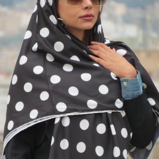 خرید | روسری / شال / چادر | زنانه,فروش | روسری / شال / چادر | شیک,خرید | روسری / شال / چادر | مشکی خالدار | Coco,آگهی | روسری / شال / چادر | 140,خرید اینترنتی | روسری / شال / چادر | جدید | با قیمت مناسب