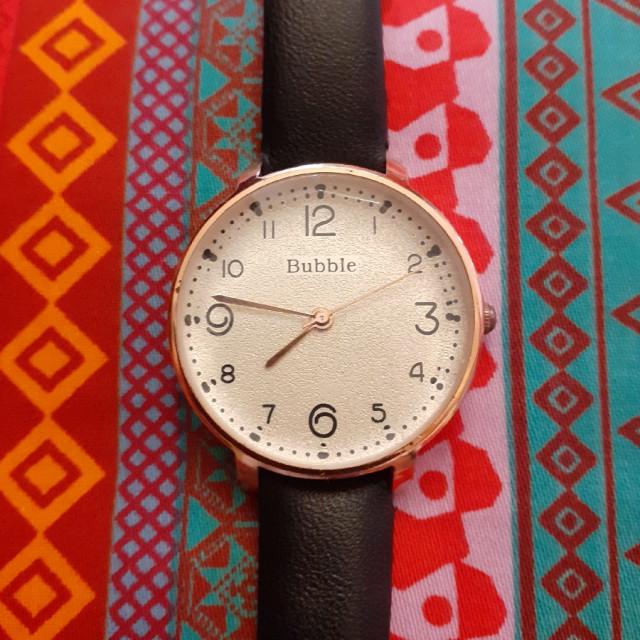 خرید | ساعت | زنانه,فروش | ساعت | شیک,خرید | ساعت | رز گلد و بند مشکی | Bubble,آگهی | ساعت | استاندارد,خرید اینترنتی | ساعت | درحدنو | با قیمت مناسب