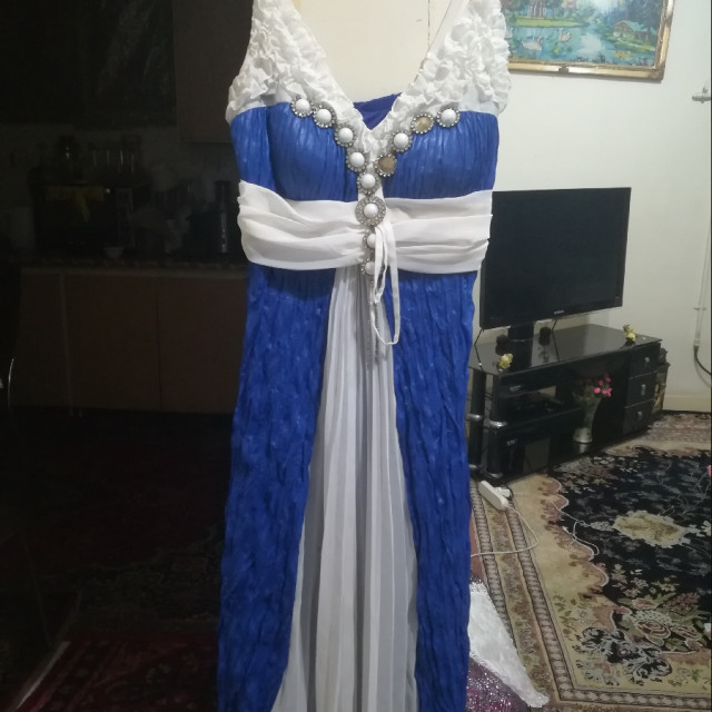 خرید | لباس مجلسی | زنانه,فروش | لباس مجلسی | شیک,خرید | لباس مجلسی | آبی _سفید | ندارد ,آگهی | لباس مجلسی | 2,خرید اینترنتی | لباس مجلسی | درحدنو | با قیمت مناسب