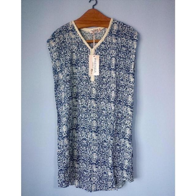 خرید | تاپ / شومیز / پیراهن | زنانه,فروش | تاپ / شومیز / پیراهن | شیک,خرید | تاپ / شومیز / پیراهن | سفید آبی | PRENDA,آگهی | تاپ / شومیز / پیراهن | .,خرید اینترنتی | تاپ / شومیز / پیراهن | جدید | با قیمت مناسب