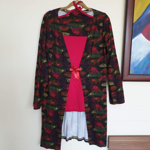 خرید | لباس خواب | زنانه,فروش | لباس خواب | شیک,خرید | لباس خواب | مشکی وقرمز باگلای رنگی رنگی | Teknurترک,آگهی | لباس خواب | مدیوم.زیریش عرض۳۰.قد۸۵.رویی عرض۴۹.قد۹۳,خرید اینترنتی | لباس خواب | جدید | با قیمت مناسب
